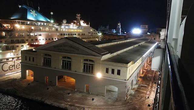 Terminal Sierra Maestra, Havanna