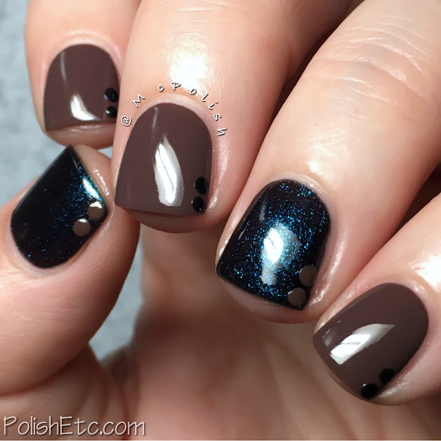 Barielle ProSina Signature Collection - McPolish - #doublesidedots