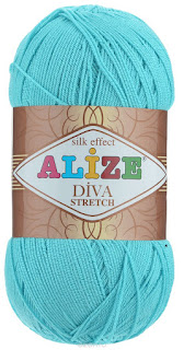 пряжа ALIZE DİVA STRETCH