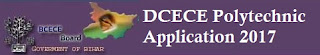 BCECE Polytechnic Online Application 2017