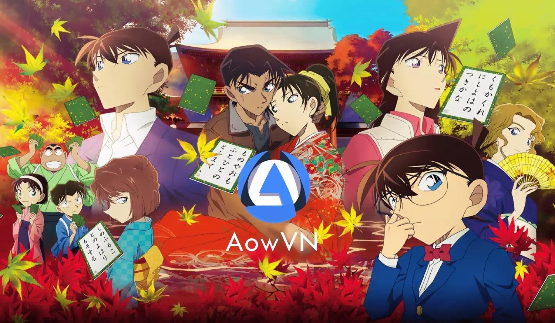 Nokia22 AowVN.org m - [ Anime 3gp Mp4 ] Conan Movie 21 : Bản tình ca màu đỏ thẫm HD | Vietsub