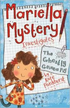 Mariella Mystery Investigates: The Ghostly Guinea Pig