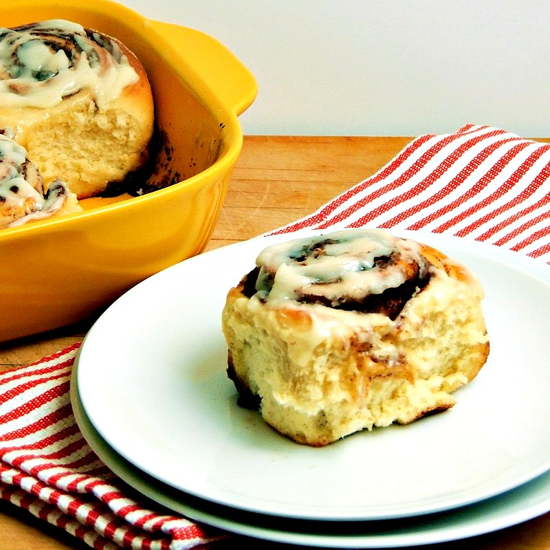 Better Than Cinnabon Copycat Cinnamon Roll Recipe