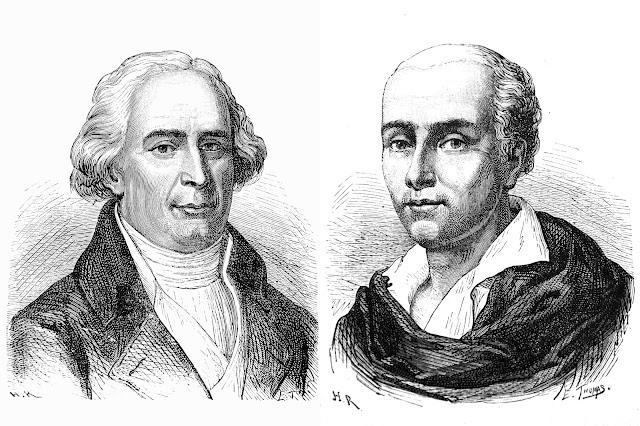 Penemu Balon Udara - Joseph Michel dan Jacques Etienne Montgolfier