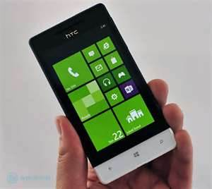 HTC 8S Cell Phone