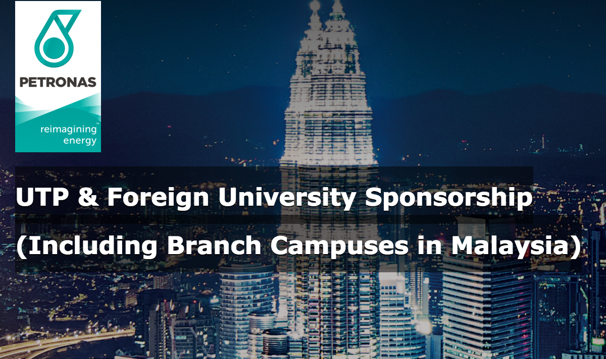 Biasiswa Petronas Scholarships