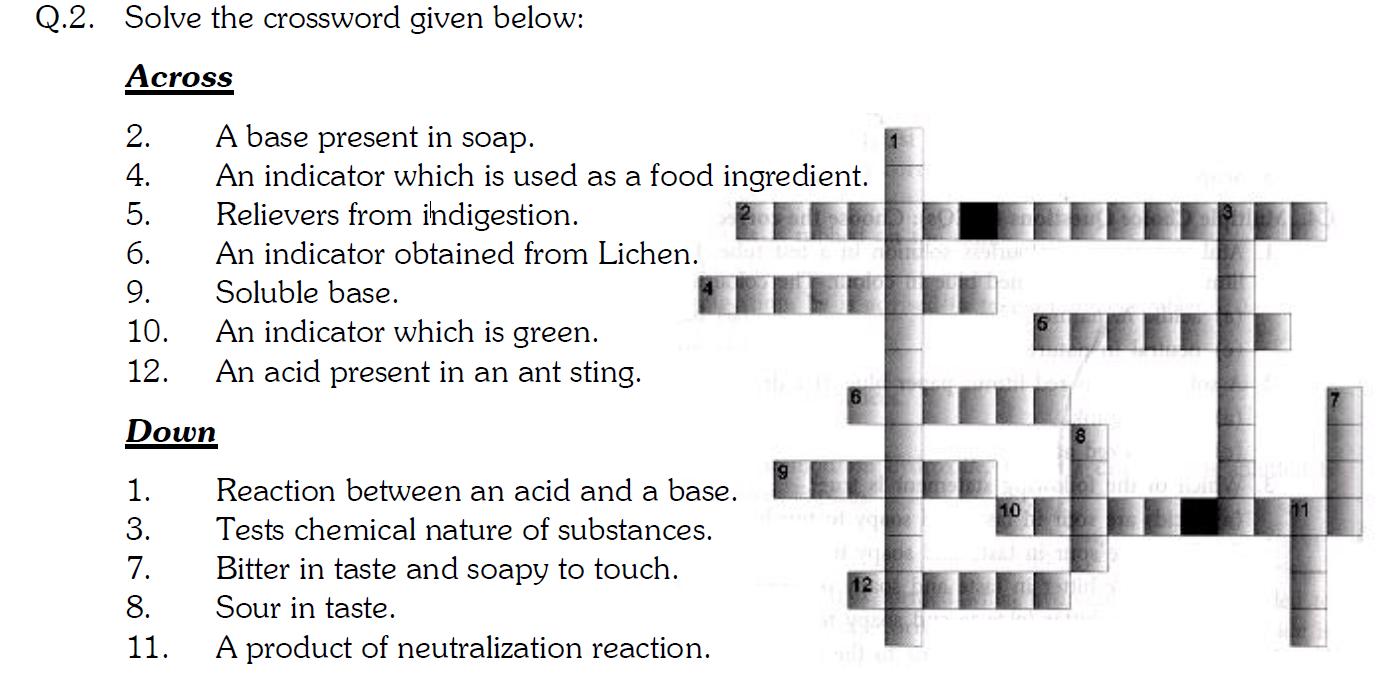Study notes for Delhi Public school: Acids [ 692 x 1378 Pixel ]