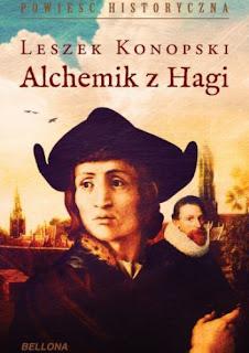 Alchemik z Hagi - Leszek Konopski