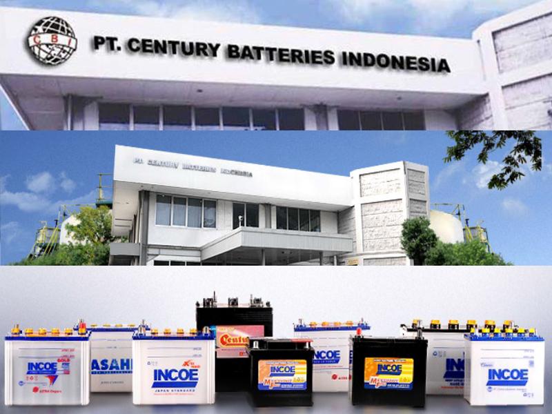 Lowongan Kerja PT.Century Batteries Indonesia Terbaru Dari Astra Group