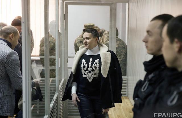 Савченко найняла нових адвокатів