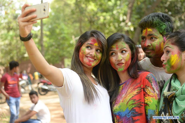 Picture Of Holi Festival Celebration