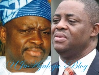 "Interesting Piece!! Fayose, FFK And Other ""Saints"": Please Return Nigeria's Loot, By Sanmi S. Ola"