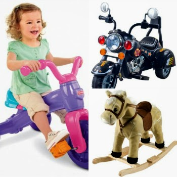 Amazon Toy Lightning Deals: Fisher Price Power Wheels, Trikes, and Other Ride-Ons