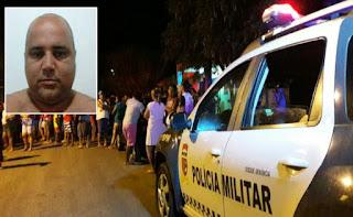 Sargento da PM é morto a tiros em Ceará-Mirim