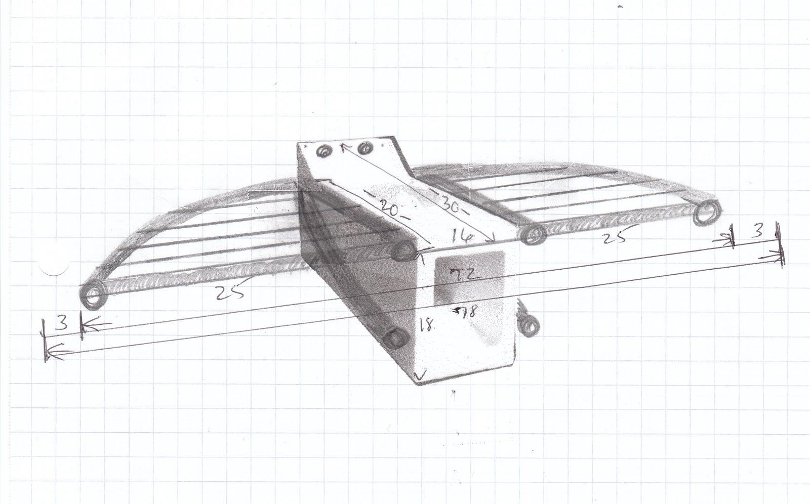 Engine Bracket And Swim Platform Final Design