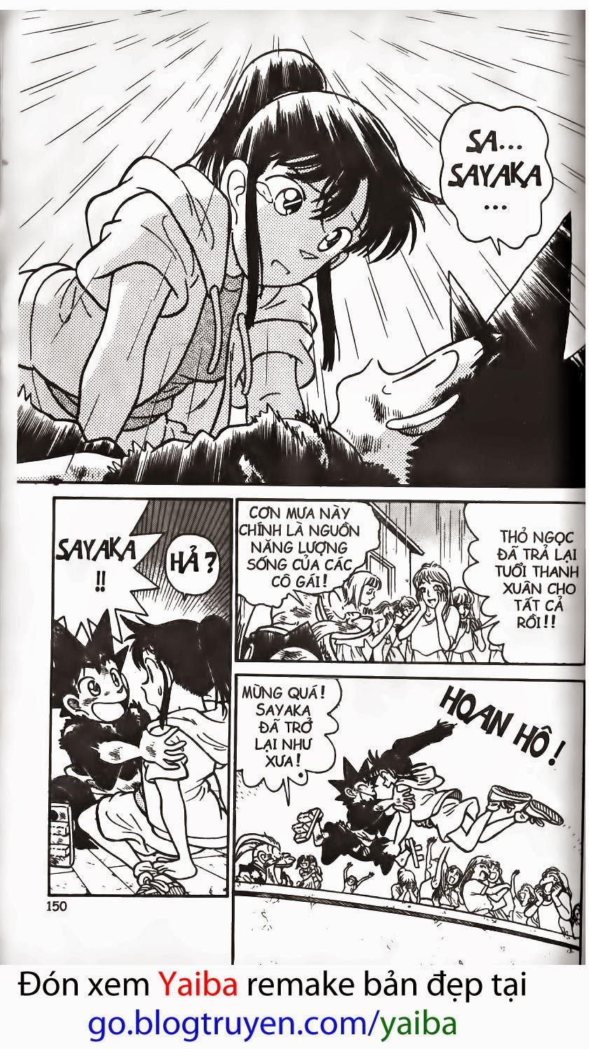 Yaiba chap 163 trang 15