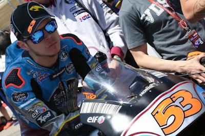 Minim Prestasi, Rabat Turun Kelas ke Moto2
