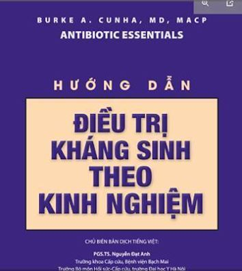 3   Huong dan dieu tri khang sinh theo kinh nghiem   Gop 2 tap