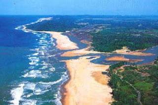 pengaruh aliran air terhadap salinity