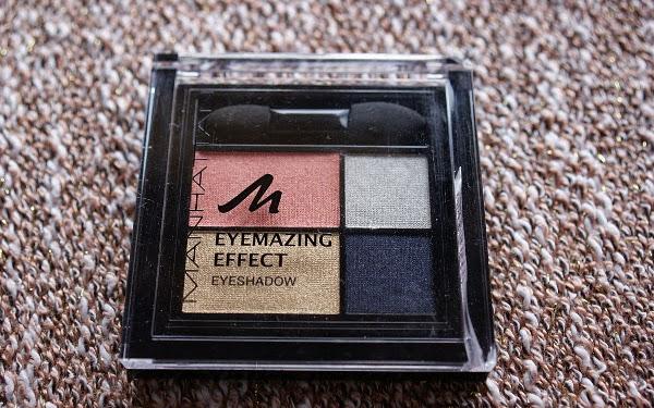 Manhattan - Eyemazing Effect Eyeshadow - Czytaj więcej