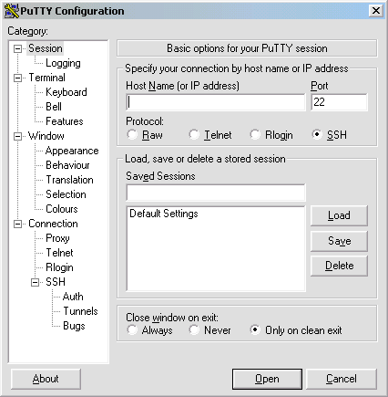 PuTTY 0.66 Beta Free Download for Windows