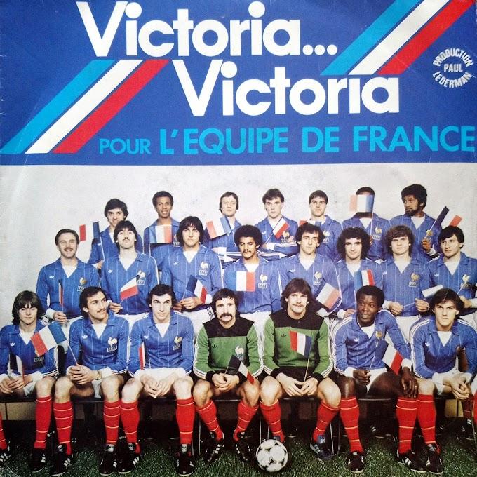 LES SENIORS. Victoria, victoria (1982).