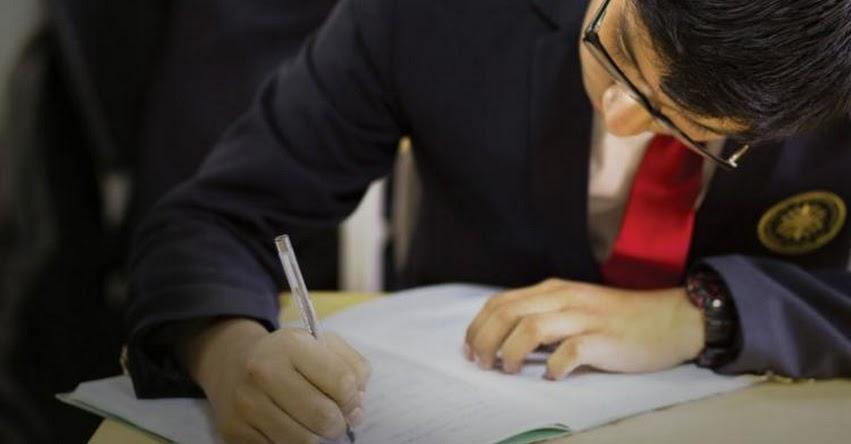 COAR 2019: Relación de documentos que deberán presentar los ingresantes en cada Colegio de Alto Rendimiento - MINEDU - www.minedu.gob.pe