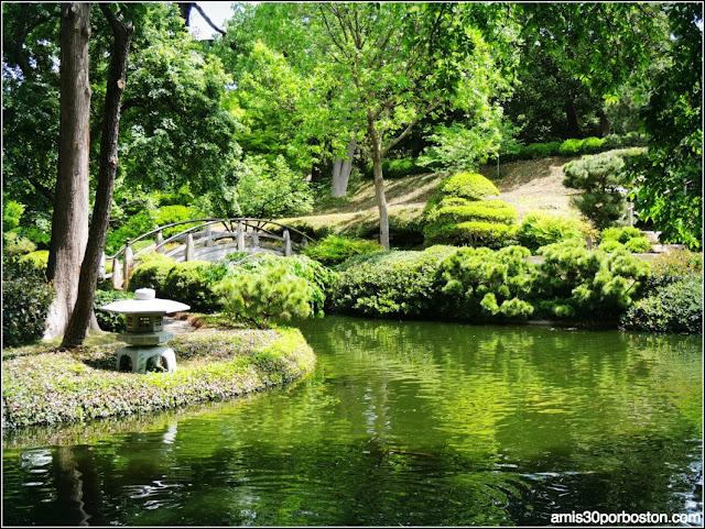 Fort Worth Japanese Garden, Texas