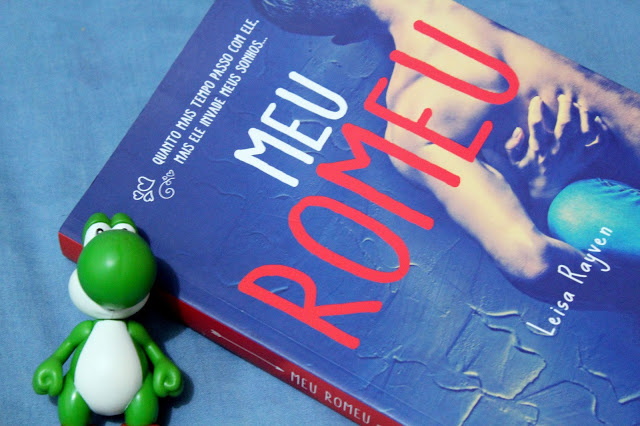 Meu Romeu - Starcrossed #1 - Leisa Rayven