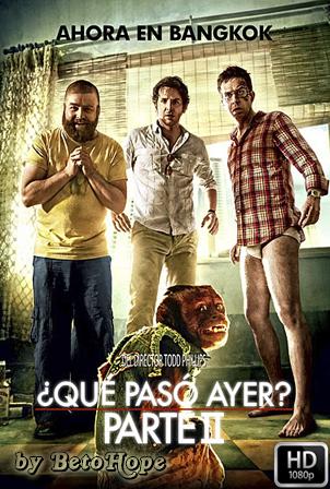 ¿Que Paso Ayer? Parte 2 [2011] [Latino-Ingles] HD 1080P [Google Drive] GloboTV