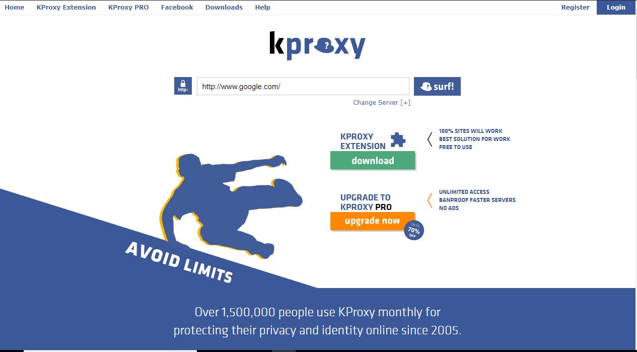 Best Free Proxy Sites