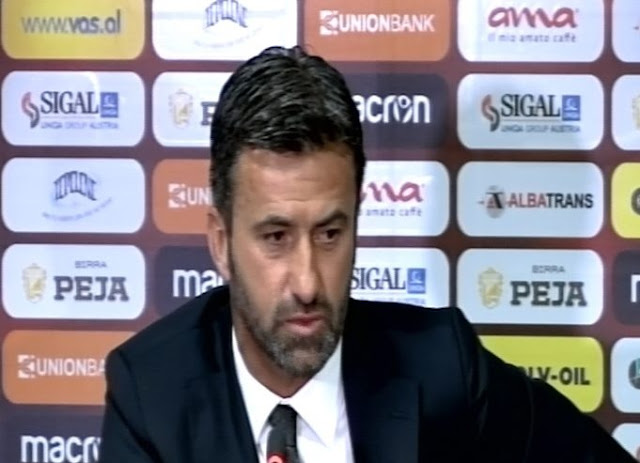 Christian Panucci: I'll learn Albanian language and Albanian Anthem