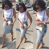 [PHOTO] Genevieve Nnaji steps out looking lovely...
