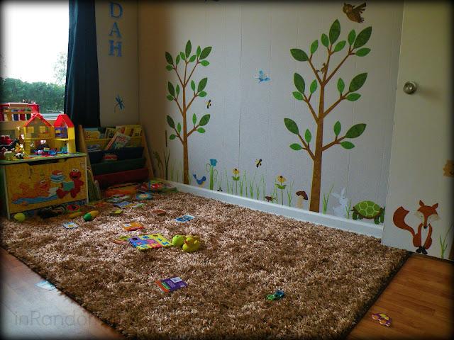room after rug
