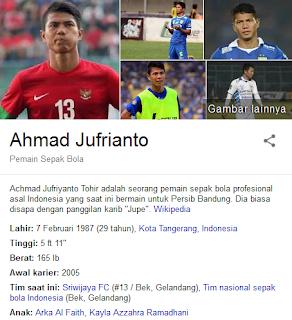 Ahmad Jufrianto