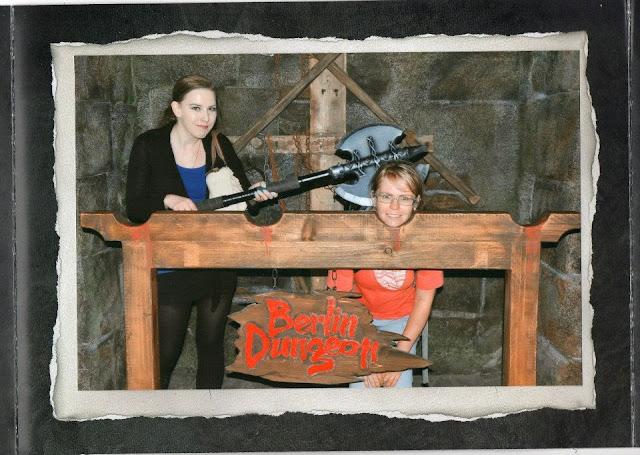 Spaß im Berlin Dungeon