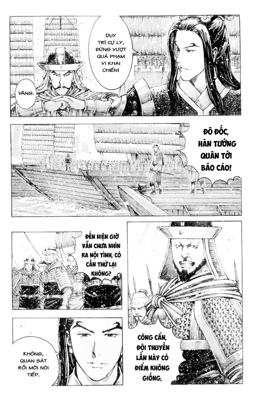Hỏa phụng liêu nguyên Chương 409: Hoàng thúc đạp bộ [Remake] trang 15