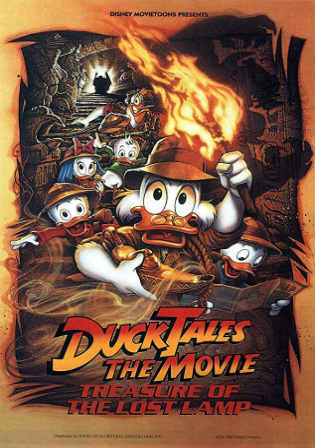 DuckTales Treasure of the Lost Lamp 1990 HDRip Hindi Dual Audio 720p Watch Online Full Movie Download bolly4u