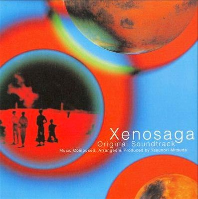 Yasunori Mitsuda - Joanne Hogg - Xenosaga - Original Soundtrack (2002)