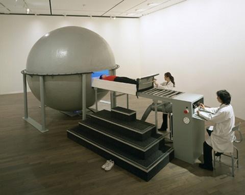 光の芸術、ジェームズ・タレル日本で見れるタレルの作品【a】 ガスワーク 21世紀美術館