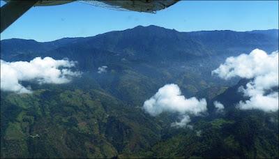 Cerro de La Muerte (Mt. of Death) Costa Rica