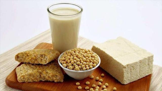 ¿Quiere gozar de mejor salud?, pues, elimine la soja de su dieta