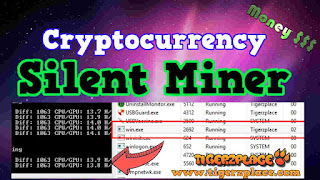 How to make any Cryptocurrency Silent Miner -- Minergate Miners 2019