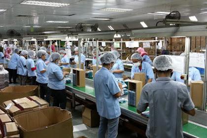 Lowongan Kerja PT. Tectron Manufacturing