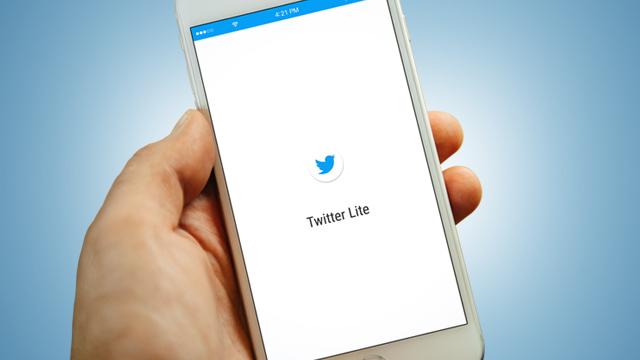 تويتر تطلق تطبيق Twitter Lite الجديد في 24 دولة