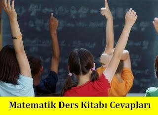 7. Sınıf Matematik Tuna Matbaa Yayınları Ders Kitabı Cevapları