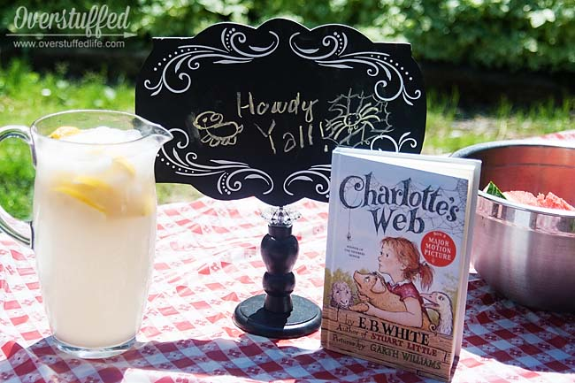 How to Host a Summer Book Club for Kids—Charlotte's Web