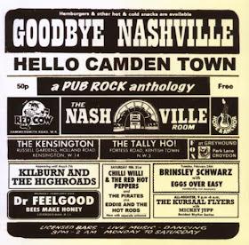 Goodbye Nashville Hello Camden Town
