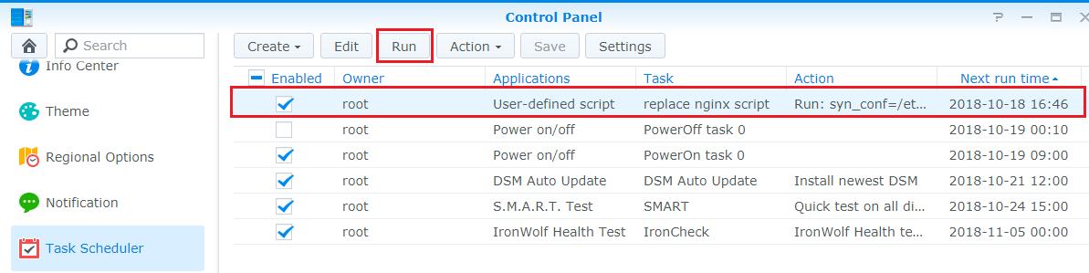 麥特不戴蒙: Deploy A React App Website With React-Router To Synology