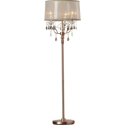"Letizia 62"" Candelabra Floor Lamp"
